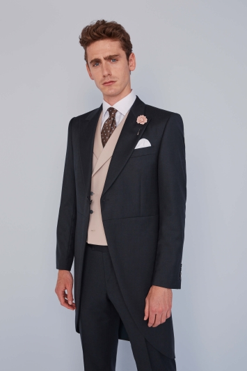 NEWBURY 3 PIECE SUIT + TOP HAT - ASCOT 5 DAY HIRE
