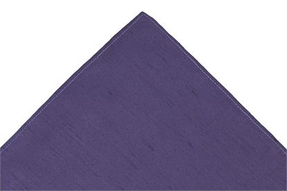 Violet Pocket Square