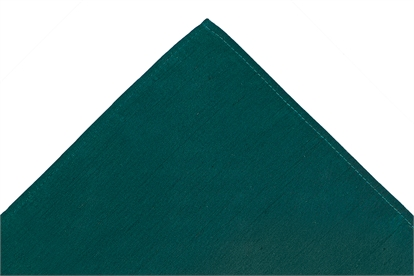 Valencia Green Pocket Square