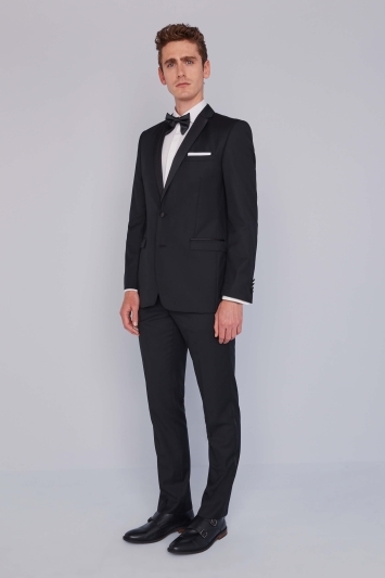 French Connection Black Tie Event Hire Suit | Moss Hire
