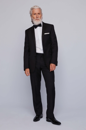 Men's Black Tie Suit & Tuxedo Hire | From £42 | Moss Hire