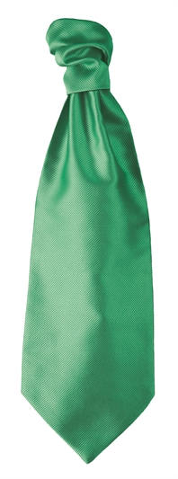 Jade Green Self Tie Cravat