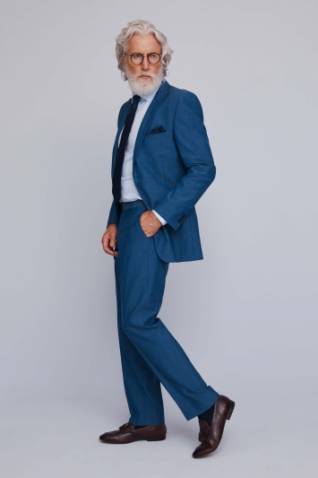 Ted Baker Faded Blue Lounge Suit