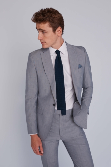 French Connection Silver Lounge Suit