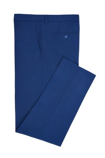 Moss London Bright Blue Trousers