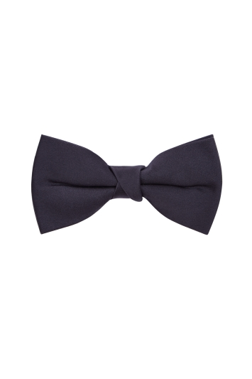 Ted baker Black Bow tie and hank set