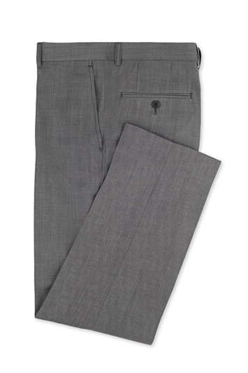 Moss 1851 Grey Trousers