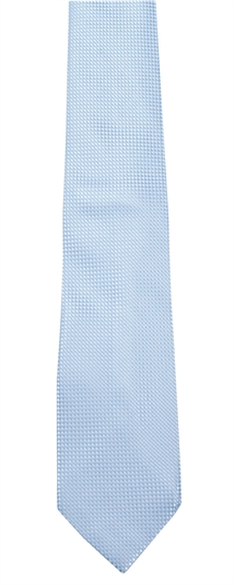 Natte Sky Blue Self Patterned Tie