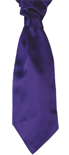 Tollo Polyester Twill Self Tie Cravat