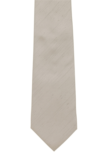 Caramel Polyester Tie