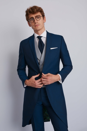 TED BAKER BLUE MORNING TAILS