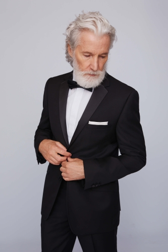 Prom is a big occasion, so make sure you look the part by picking the perfect prom suit for you. Our range of prom suits for men are designed to suit guys of all sizes and styles, so whatever colour, fit or pattern you want, our collection of prom suits for guys has something to offer everyone.