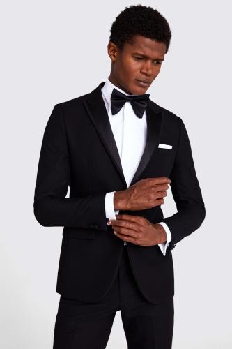 8b39420b4a Men's Black Tie Suit & Tuxedo Hire | From £42 | Moss Hire