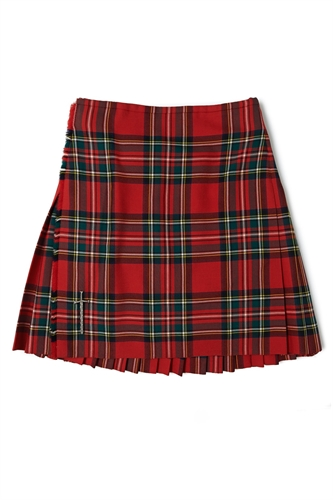 8 Yard Royal Stewart kilt
