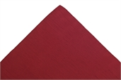 Valencia Burgundy Pocket Square
