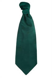 Valencia Green Self Tie Cravat