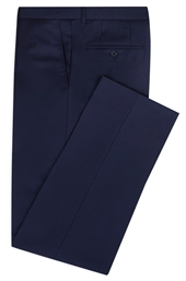 Moss 1851 Navy Blue  Trousers