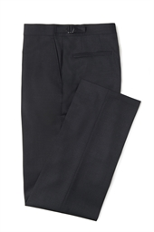 Newbury charcoal grey morning trousers