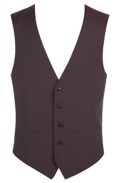 Moss London Damson Wasitcoat