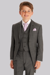 Junior Ted Baker 1 Button  Morning tail coat