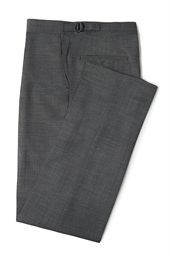 Ted Baker Grey Wool and Mohair morning trouser