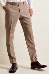Moss London Neutral Trousers