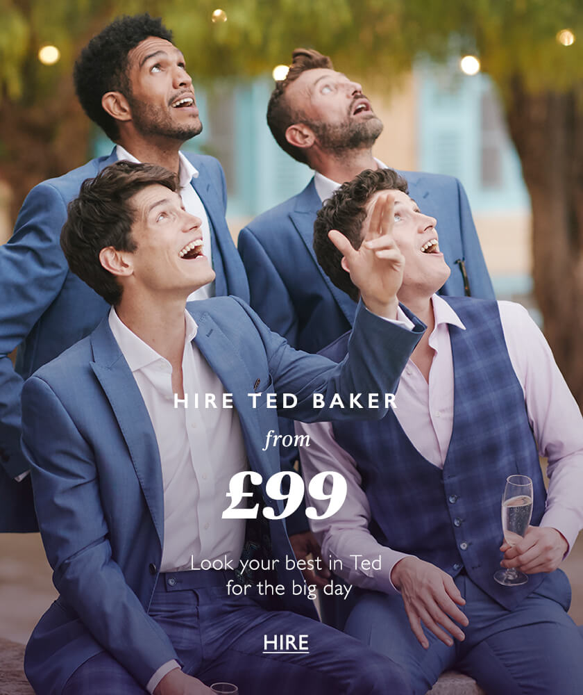 Ted Baker Hire