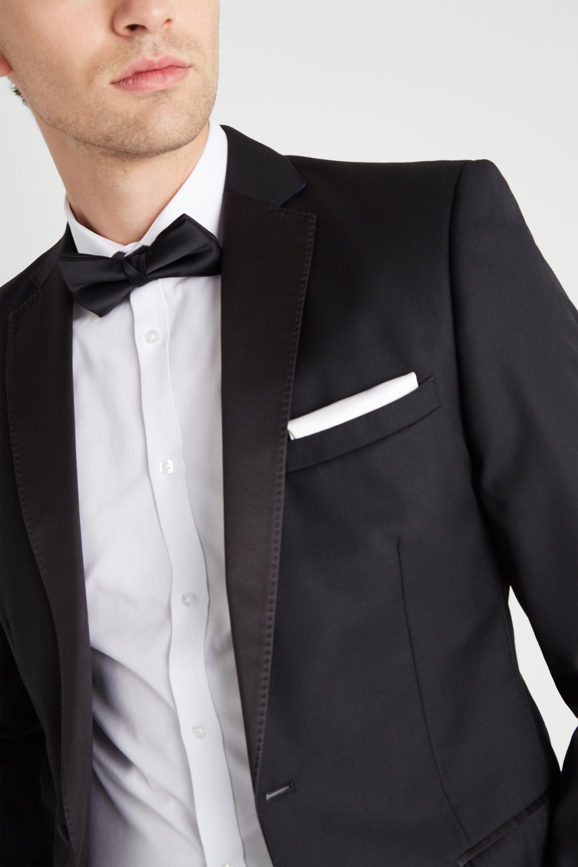 3e5bd6d8b French Connection Black Tie Event Hire Suit | Moss Hire