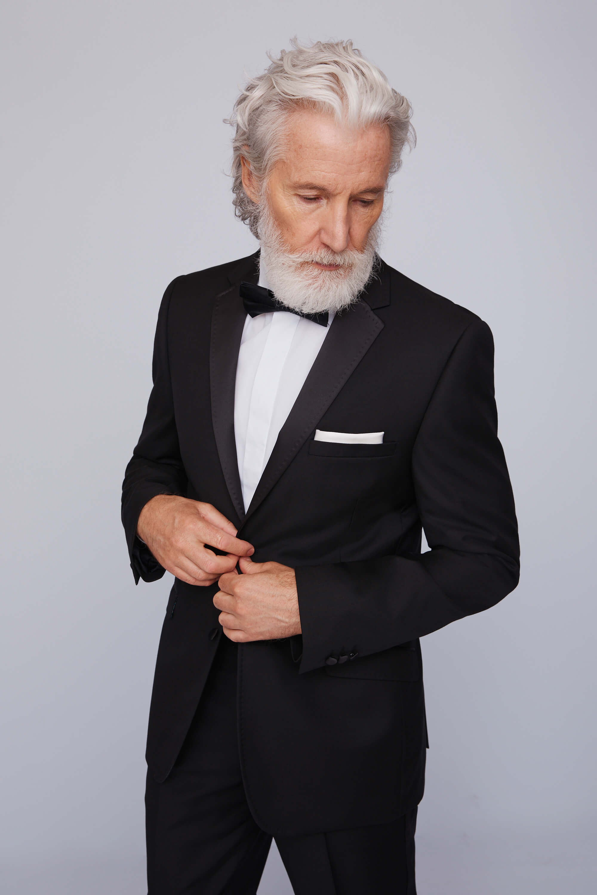 Dinner jackets are great for versatility, if the occasion isn't black tie, a dinner jacket can be adapted to suit the event. Don't mess with the rules of the tuxedo. Some rules are .