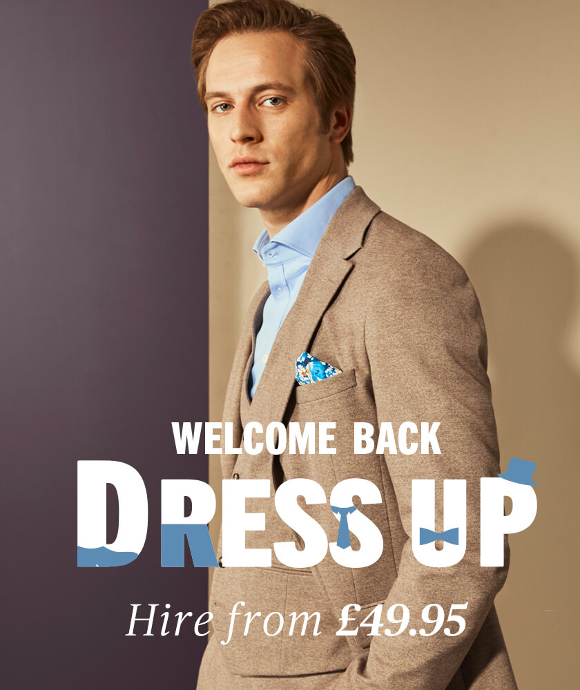 Welcome Back - Dress Up
