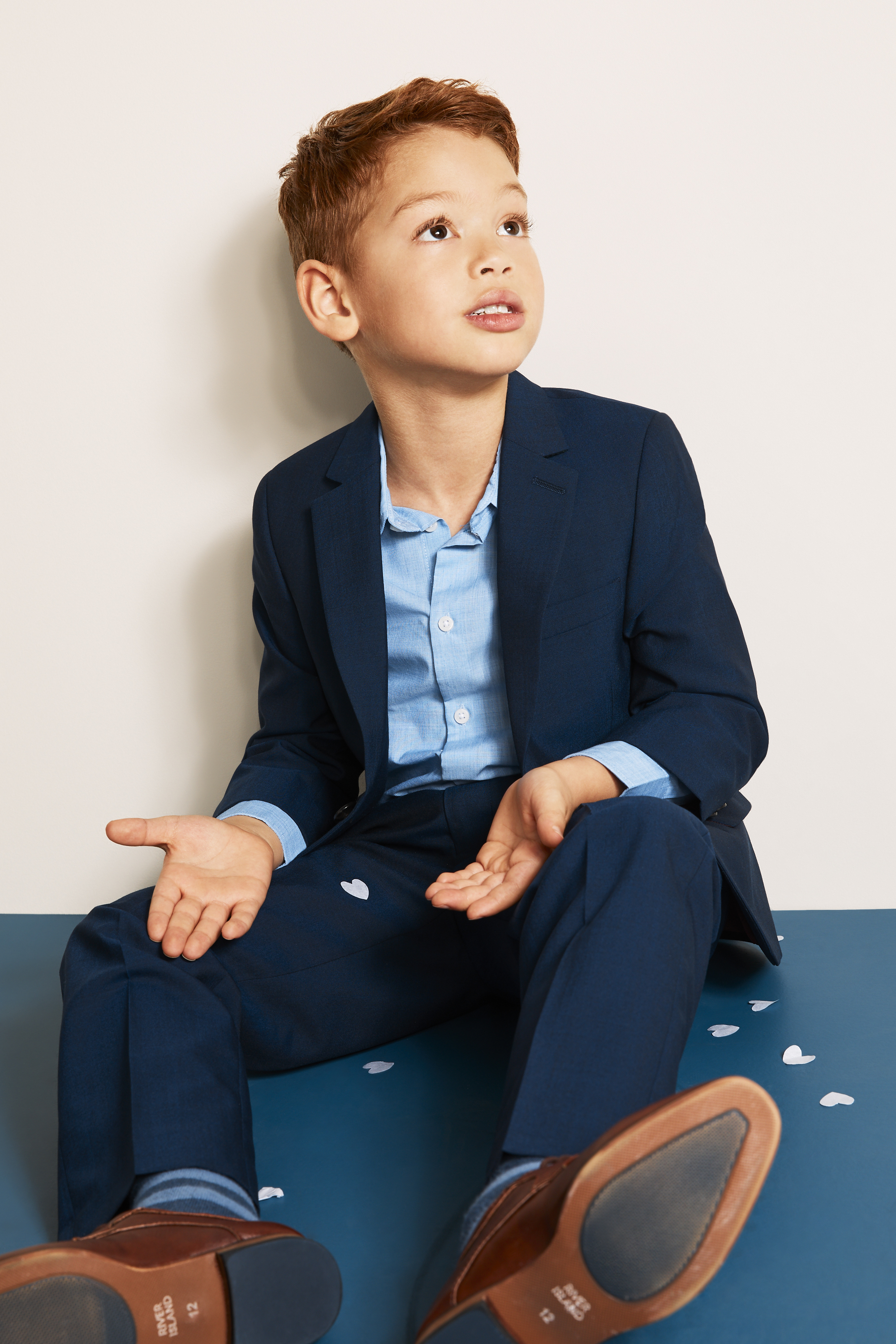 3ae7d2f76 Ted Baker Lounge Lizard Suit for Children